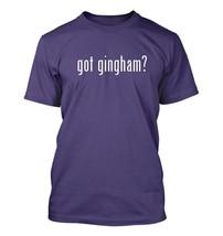 got gingham? Men's Adult Short Sleeve T-Shirt   - $24.97