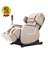 Electric Full Body Shiatsu Six-Rollers Massage Chair (GRAY) - $6,250.00