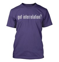 got interrelation? Men's Adult Short Sleeve T-Shirt   - $24.97