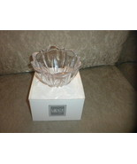 unused Mikasa Previn Crystal Bowl made in Austria T8169-715 New - $24.99