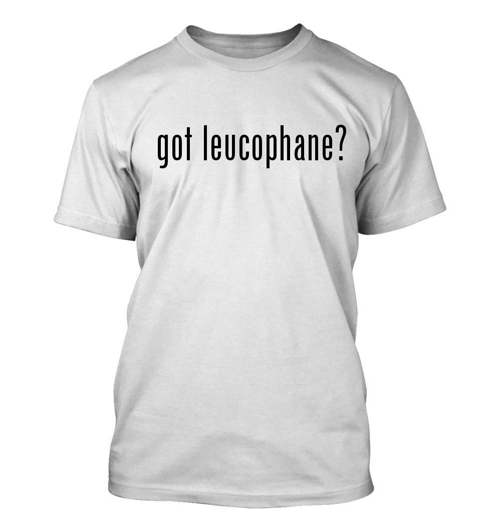 got leucophane? Men's Adult Short Sleeve T-Shirt