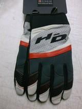 Harley-Davidson Men's Large Killian Mixed media full finger gloves 97100... - $58.05
