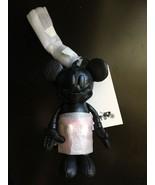 DISNEY x Coach Limited Edition Mickey Mouse Leather Doll Keychain Fob ba... - $230.00
