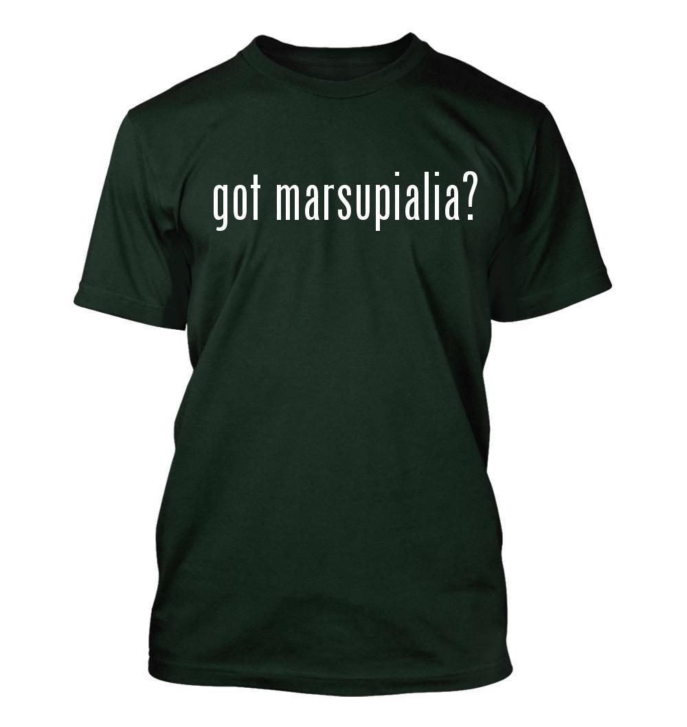 got marsupialia? Men's Adult Short Sleeve T-Shirt