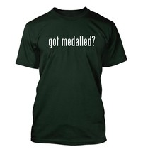 got medalled? Men's Adult Short Sleeve T-Shirt   - $24.97