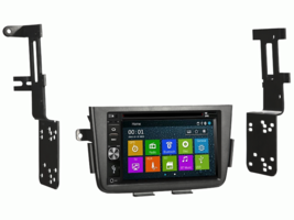 DVD CD GPS Navigation Multimedia Bluetooth Radio and Dash Kit for Acura ... - $296.88