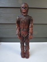 "1999 Hasbro LFL Star Wars Chewbacca Action Figure 14"" - $20.56"