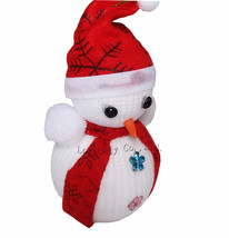 1Pcs Christmas Snowman Tree sock decoration dol... - $3.90