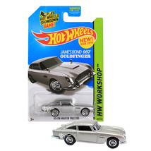 NEW Hot Wheels 1:64 Die Cast Car HW WORKSHOP Series Aston Martin 1963 DB5 - €12,79 EUR