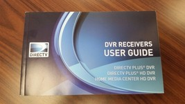 DirectTV DVR Receivers User Guide and Tips &Tricks - $4.50