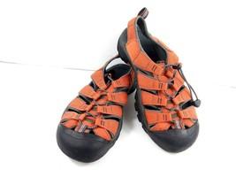 KEEN Women's Sandals Whisper Waterproof Closed-Toe Sport Orange Hiking S... - £40.17 GBP