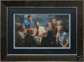 True Blues 8 Democrat Presidents by Andy Thomas Framed - $197.01