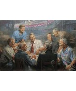 True Blues by Andy Thomas 8 Democrat Presidents... - $198.00
