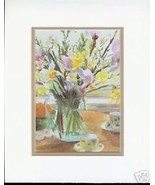 Spring Collection by Judy Buswell Floral Print MMS - $14.84