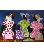 Ladies' Night by Cassandra Gillens Giclee SN Li... - $197.01
