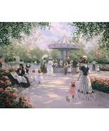 A Parisian Carousel by Christa Kieffer Paris St... - $173.25