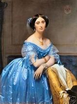 Princesse Albert de Broglie  HET Giclee Print - $74.25