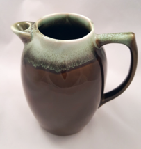 Pfaltzgraff Green Drip Pitcher Server 303 No Lid - $32.00