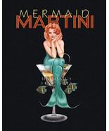 Mermaid Martini by Ralph Burch Sexy Pin Up Open... - $270.27