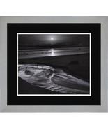 Birds On A Beach by Ansel Adams Framed Photo Print - $296.01
