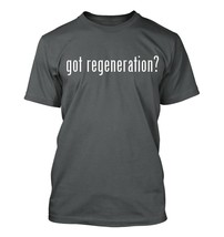 got regeneration? Men's Adult Short Sleeve T-Shirt   - $24.97