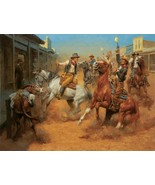 Our Grand Entrance by Andy Thomas Western Print... - $39.59