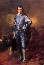 Blue Boy (Jonathan Buttall) by Thomas Gainsborough - $21.77