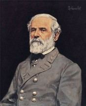 Robert E. Lee by Schmehl Western Horses Cowboys Open Edition 9x12 Paper ... - $29.69