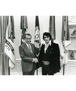 Elvis Presley Richard Nixon In The Oval Office ... - $39.59