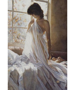 Delicate Touch by Steve Hanks Print Beautiful S... - $68.31