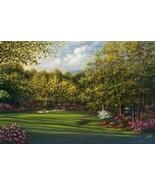 Augusta-Amen Corner by Sambataro 16x24  Masters Golf Open Edition Canvas... - $197.01