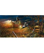Field Of Dreams by Jim Hansel Pheasant Hunting Wildlife Birds Canvas Pri... - $246.51