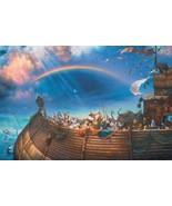 The Promise by Tom duBois Religious Noah's Ark ... - $39.59