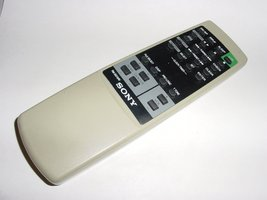 SONY RM-SG10AV CD Receiver Remote Control for HCDBX6AV, HCDG2500, HCDM50... - $20.90