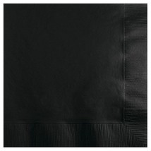 Spritz Halloween Beverage Napkin Black - 20ct - $1.99