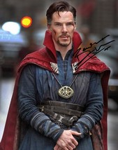 Benedict Cumberbatch Signed Photo 8X10 Rp Autographed Doctor Strange - $19.99
