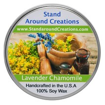 Premium 100% All Natural Soy Wax Aromatherapy Candle - 8 oz. Tureen Cand... - $13.99