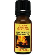 Concentrated Fragrance Oil - Fireplace: A woodsy, earthy aroma. True to ... - $7.99