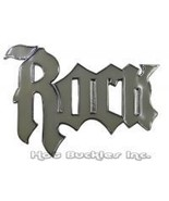 Glow in the Dark Rock Belt Buckle, SHIPS SAME D... - $15.00
