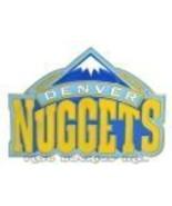Denver Nuggets Officialy Licensed Nba Belt Buckle - $14.00