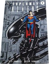 Superman Vs. Aliens #1 of 3 Dark Horse Comics [Paperback] Dan Jurgens; Kevin Nol - $9.66