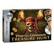 Pirates of the Caribbean DVD Treasure Hunt - $38.56