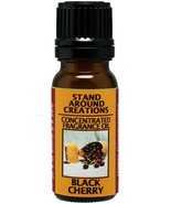 Concentrated Fragrance Oil - Scent - Black Cherry: A sweet blend of rich... - $7.99
