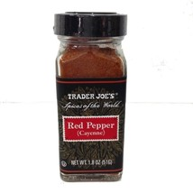 Trader Joe's Cayenne Red Pepper 1.8 Ounces - $7.91
