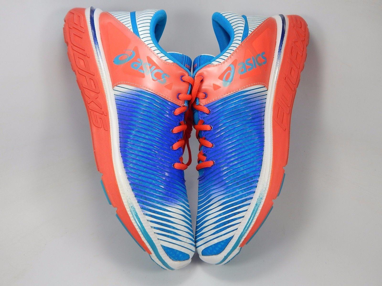 Asics Gel Super J33 Women's Running Shoes Size US 11.5 M (B) EU 44 Blue T3S5N