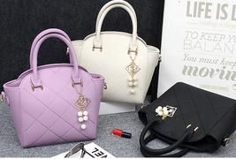 Free Shipping 6 Color Women Leather Shoulder Bags,Handbags K058-1 - $38.99