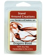 100% Soy Wax Melt Tart - Dragon's Blood - A potent and earthy fragrance ... - $6.99