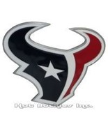 Houston Texans Officialy Licensed Nfl Belt Buckle - $14.00