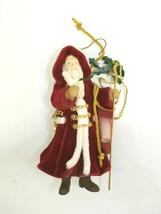 Hallmark Keepsake 2007 Father Christmas Ornament Ltd Ed - $39.59