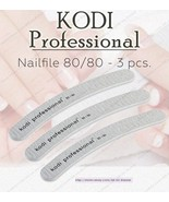 NEW Kodi professional Nailfile 80/80 For artificial nail - $15.84